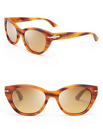 Persol - Women s Suprema Polarized Wayfarer Sunglasses 5339b246b1