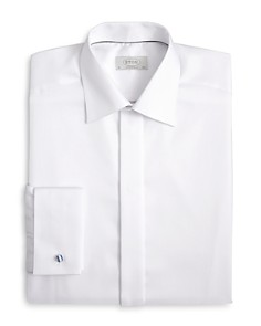 Eton - Classic Diamond Tuxedo Shirt - Regular Fit