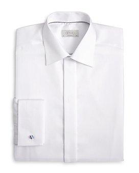 Eton - Contemporary Fit Dobby Woven Formal Tuxedo Shirt