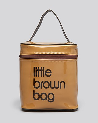 Bloomingdale S Little Brown Bag Lunch Tote 100 Exclusive