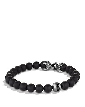 David Yurman - Spiritual Beads Bracelet with Black Onyx & Black Diamonds