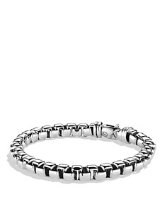 David Yurman - Extra-Large Box Chain Bracelet