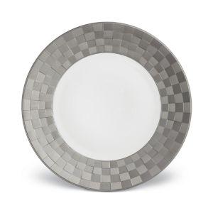 L'Objet Byzanteum Platinum Charger
