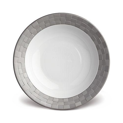 L'Objet - Byzanteum Platinum Round Serving Platter