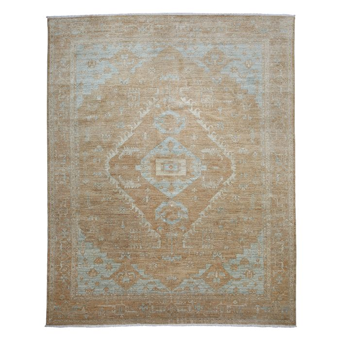 """Bloomingdale's - Oushak Collection Oriental Rug, 7'10"""" x 9'8"""""""