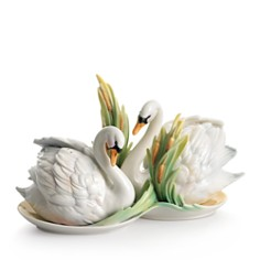 Franz Collection - Swan Lake Salt & Pepper Shakers