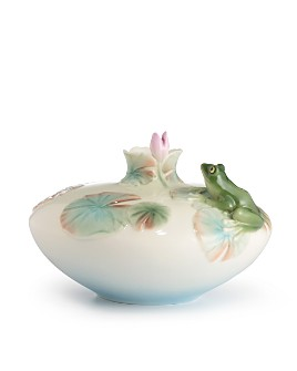 Franz Collection - Amphibia Frog Small Vase