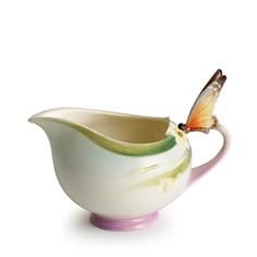 Franz Collection - Papillon Butterfly Creamer
