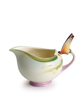 Franz Collection - Papillon Butterfly Creamer
