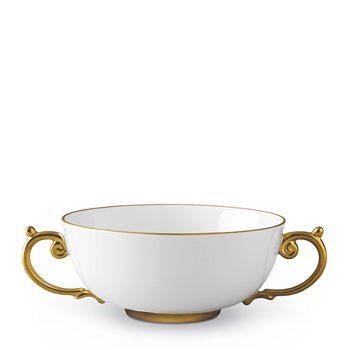 L'Objet - Aegean Soup Bowl with Handles