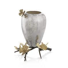 Michael Aram Butterfly Ginkgo Medium Vase - Bloomingdale's_0