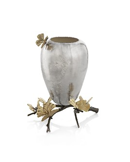 Michael Aram - Michael Aram Butterfly Gingko Medium Vase