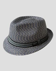 Bailey of Hollywood Mannes Braided Teardrop Crown Hat - Bloomingdale's_0