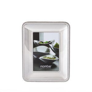 Nambe Braid Frame, 4 x 6