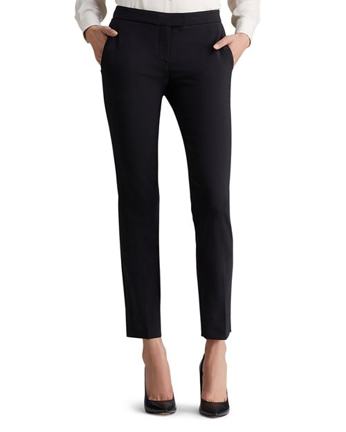 Theory - Ibbey Admiral Crepe Straight Pants