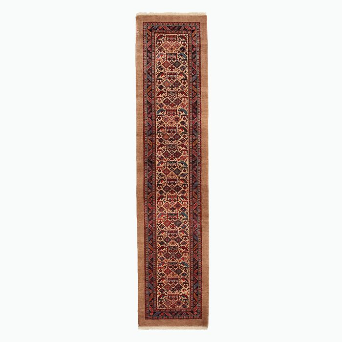 """Bloomingdale's - Gashghai Collection Persian Rug, 2'4"""" x 10'2"""""""