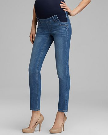 bb85cc056f35b DL1961 Maternity Jeans - Angel Ankle in York | Bloomingdale's