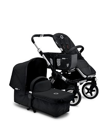 Bugaboo - Donkey Full-Size Stroller Base, Tailored Fabric Set & More