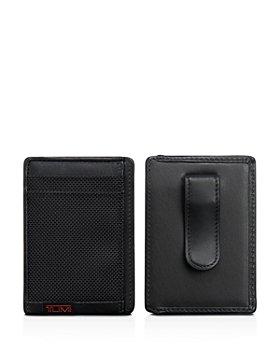 Tumi - RFID Alpha Money Clip Card Case
