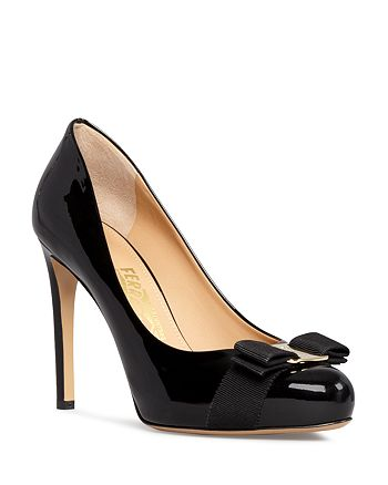 9bc4fe501f1 Salvatore Ferragamo - Women s High-Heel Platform Pumps