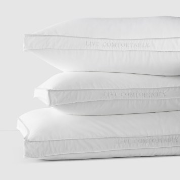 $Live Comfortably Firm Memorelle Pillow - Bloomingdale's