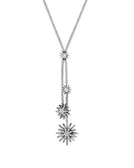 David Yurman - Starburst Y Necklace with Diamonds
