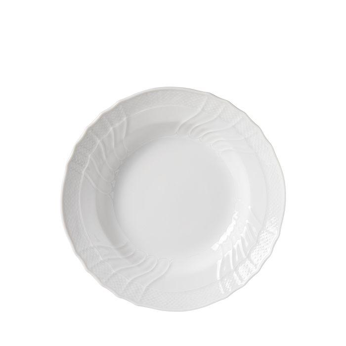 Richard Ginori - Vecchio White Rimmed Soup Plate
