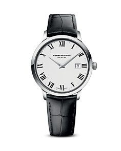 Raymond Weil - Toccata Stainless Steel Watch, 39mm