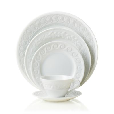 Bernardaud Louvre Dinnerware Collection  sc 1 st  Bloomingdale\u0027s & Bernardaud Louvre Dinnerware Collection | Bloomingdales\u0027s