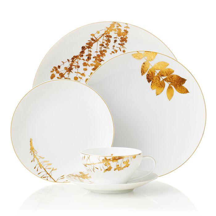 Bernardaud - Vegetal Dinnerware Collection