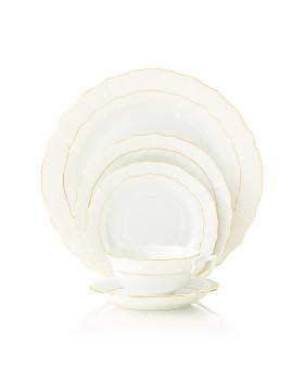 Herend - Golden Edge Dinnerware