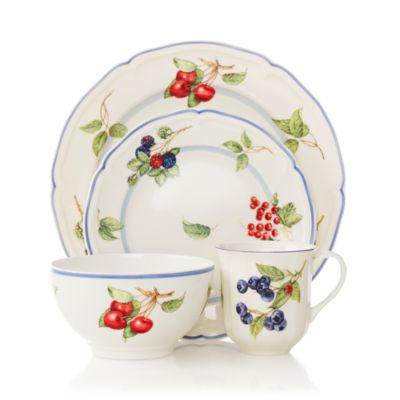 """Cottage"" Round Vegetable Bowl, Medium"