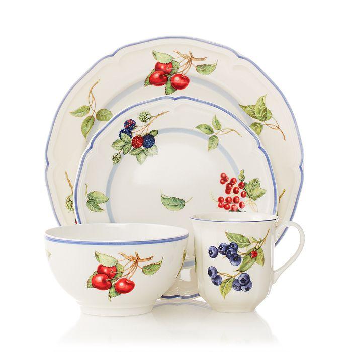 Bekannt Villeroy & Boch Cottage Dinnerware | Bloomingdale's IQ42