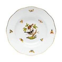 Herend - Rothschild Bird Rimmed Soup Bowl, Motif #4