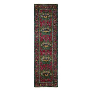 Morris Collection Oriental Rug, 2'7 x 9'4