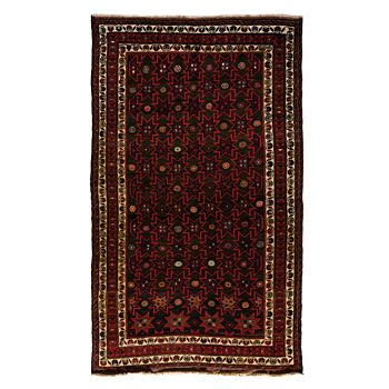 "Bloomingdale's - Tribal Collection Oriental Rug, 5'2"" x 8'9"""