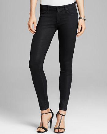 BLANKNYC - Coated Skinny Jeans in Healthy Selfie
