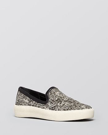 5b707deb55b92 Sam Edelman - Flat Slip-On Sneakers - Becker