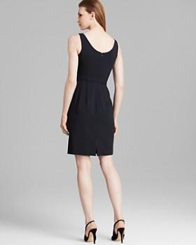 Armani Collezioni - Dress - Scoop Neck Sleeveless