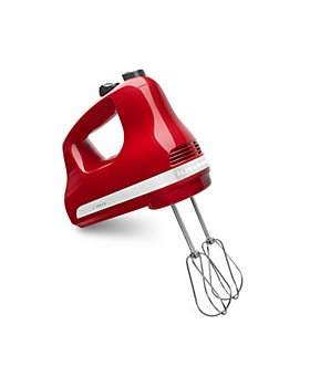 KitchenAid - 5-Speed Ultra Power Hand Mixer #KHM512