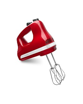 KitchenAid - 5-Speed Ultra Power Hand Mixer #KHM512