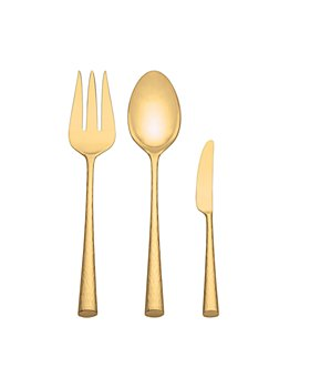 Marchesa by Lenox - Gold Imperial 3-Piece Serving Set