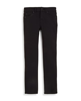 7 For All Mankind - Girls' Black Skinny Jeans - Big Kid
