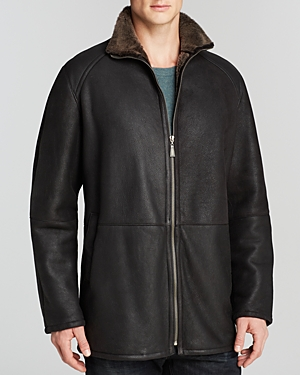 Click here for Maximilian Mens Shearling Coat prices