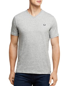 Fred Perry Classic V-Neck Tee - Bloomingdale's_0