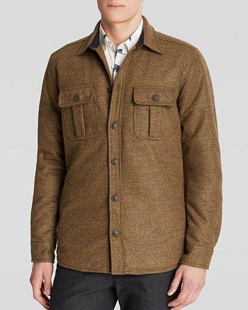 SATURDAYS NYC - Jeremiah CPO Shirt Jacket