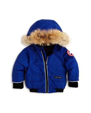 canada goose baby jacket