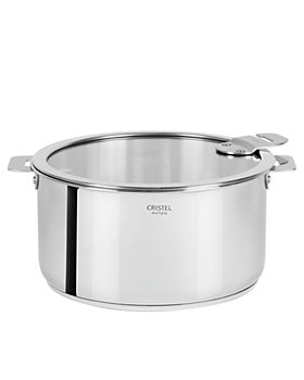 Cristel - Casteline Tech Stew Pot with Lid - 100% Exclusive
