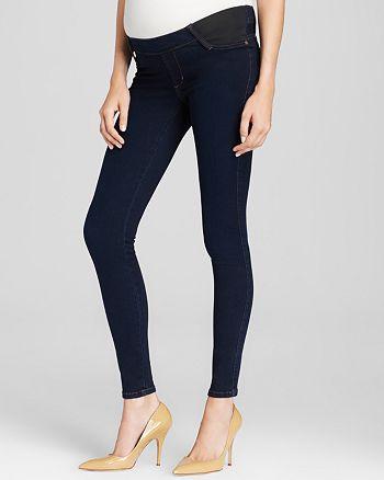 James Jeans Maternity - Twiggy Maternity Leggings in Blue