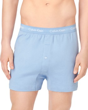 Calvin Klein - Cotton Classics Knit Boxers, Pack of 3